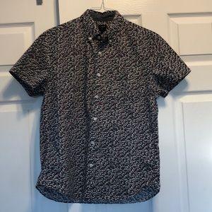 J Crew Men's floral shirt